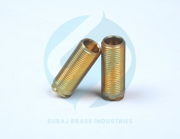 Hello There, Looking for brass products? We are here to help you. We have a vast product range of brass parts. Like brass threaded tube, brass plug, brass pin, brass pipe, brass tee.For more details please visit our website.www.surajbrassindustries.comwww.surajbrassindustries.in