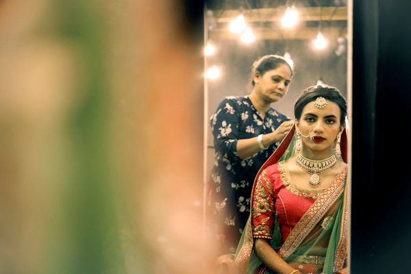 Bridal Getting Ready Candid Ph