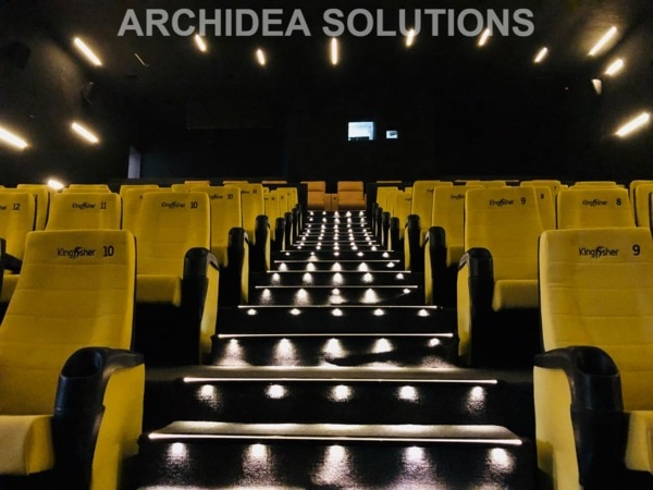 Awe Inspiring Updates Archidea Solution In Vadodara Miniplex Theatre Andrewgaddart Wooden Chair Designs For Living Room Andrewgaddartcom