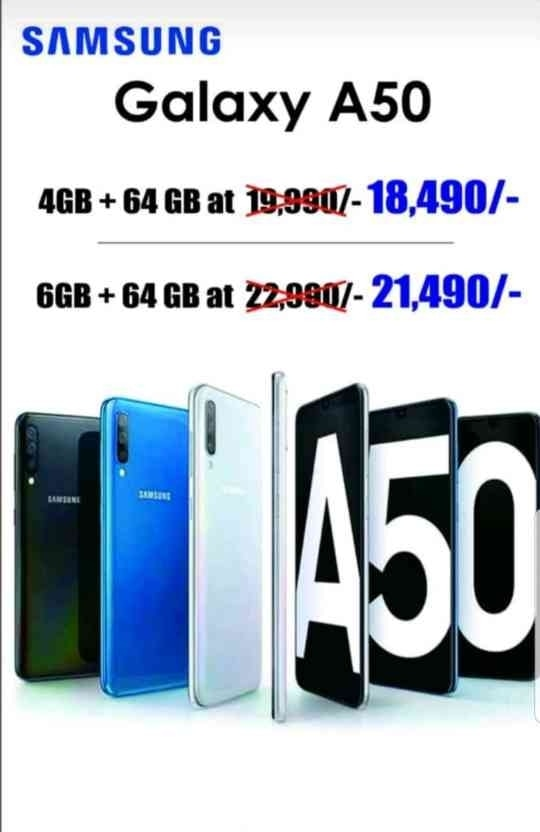 Now buy Samsung galaxy A serie