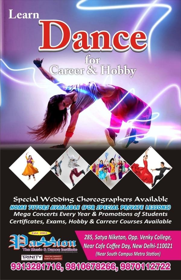 Best Dance Classes at South De