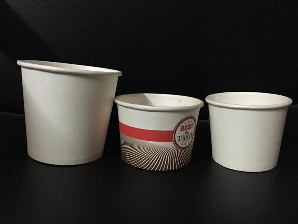 plain paper cup  we are big ma