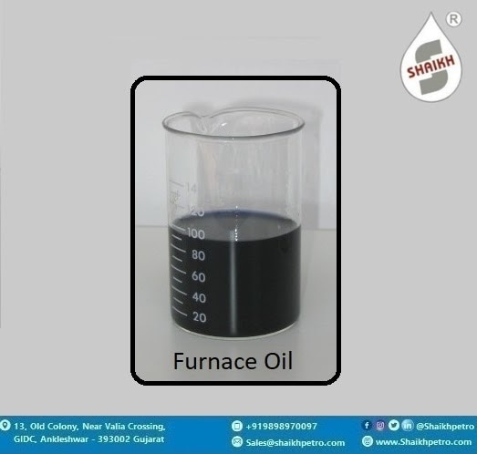 Furnace Oil : Furnace oil is a