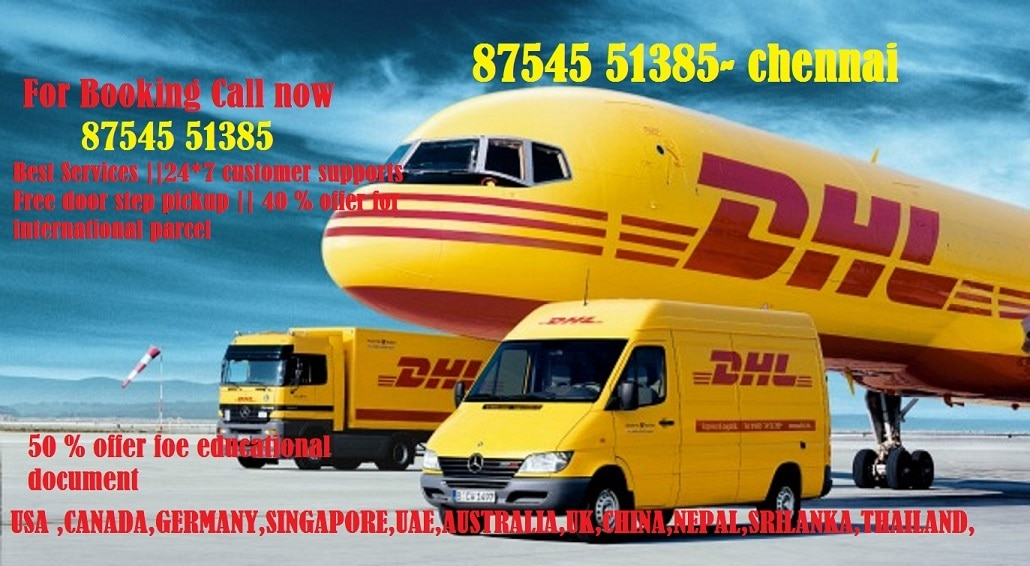 """DHL CHENNAI 