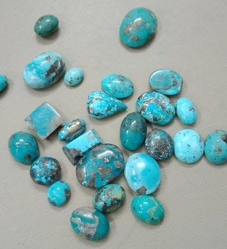 July month is for Turquoise. T