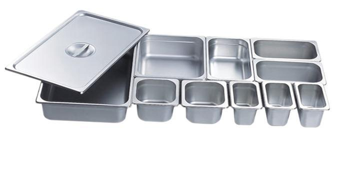 We are suppliers of Stainless steel GN Pans These