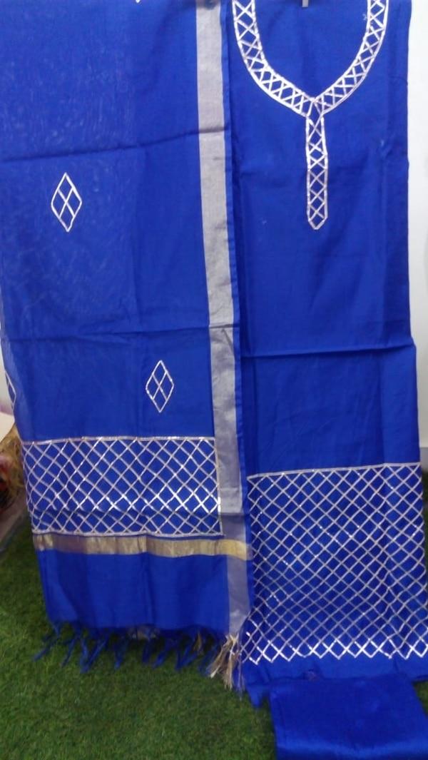 Gota Patti suits in wholesale