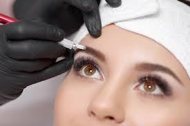 Microblading Service. During t