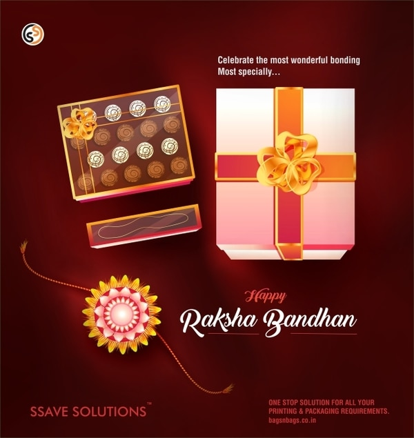 Happy Raksha BandhanAll types of Packaging SolutionsUnder One RoofWe make paper bags, paper carrier bags, brown bags, stationery, visiting cards, product packing boxes, etc. And we sell bags online.www.bagsnbags.co.in#shoppingbags #shoppingPaperBags #PrintedShoppingBags #EcoFriendly #Brownbag #BrownPaperBags #returngift #giftpackaging #handmadepaperbags #bestPrinting #Paperbags #BestPaperBagsInHyderabad #ssavesolutions #productpacking #printsnpacks #handmadepaperbags #paperbagmanufacturersinhyderabad #BestPaperbags #Paperbags #bagsnbags #bagsandbags #tshirtprinting #promotionaltshirts #printsnpacks #bakeryboxes #cupcakeboxes #cakeboxes #bakeryfoodboxes #giftboxes #dryfruitepackagingboxes #besthandmadeboxes #handmadejewelleryboxes #officestationary #paperbags #visitingcards #letterheads #independenceday #rakshabandhan