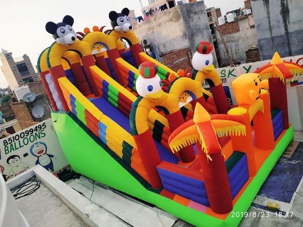Bouncy Castle manufacturer in