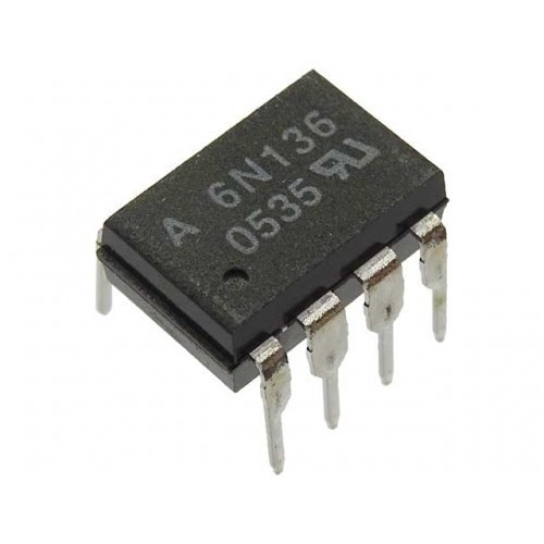 6N136 Optocoupler Supplier in
