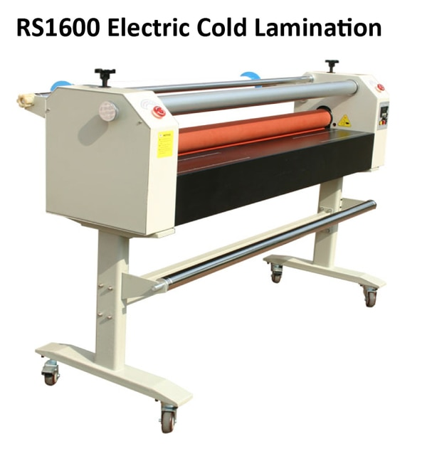 Electric Cold Lamination Machine in South India R.S.Marketing and Logistics are the vendors of Hot and Cold Lamination Machines in South India. SpecificationsMax. Covering width : 1600 mm Roller's Diameter : 130mm Roller Lift Method : Manual Lifting one Side Lifting Height for Roller : 23mm Power : DC 12V/60W visit:www.rsmarketing.co.in