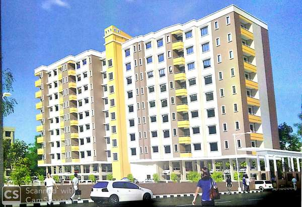 2& 3 BHK flats available for s