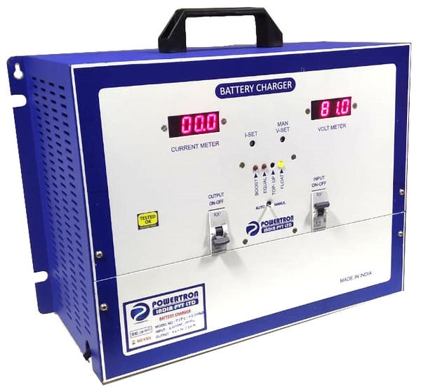 Portable Automatic Battery Charger for Battery manufacturer as well as Charging industries.Manufacturer by : - POWERTRON INDIA PVT LTDFor more detail please visit us at :-http://www.powertron.inhttp://www.powertronindia.comhttp://www.powertronsmps.co.inMOB :- +91-80977 07496 | +91-72085 60460PRODUCT RANGE : SMPS | DC DC CONVERTER | BATTERY CHARGER | DC POWER SUPPLY | DC AC CONVERTER | PLATING RECTIFIER | STABILIZER | ADAPTER etc.