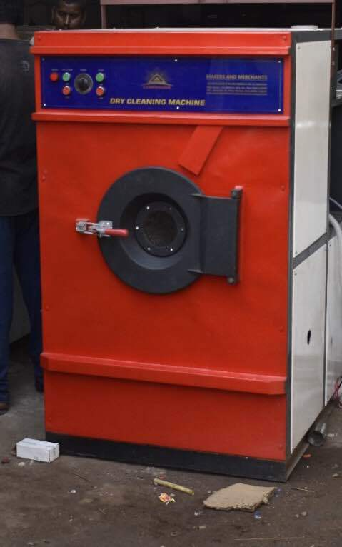 Drycleaning Machines. Availabl