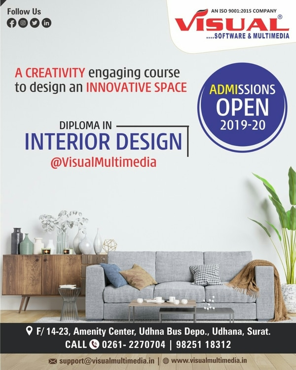 Diploma in interior desig