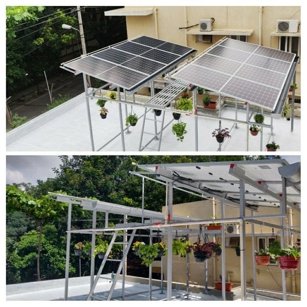 Happy Deepavali Friends, On this auspicious occasion of Lakshmi Pooja, We installed a small 3 KW Solar power plant in our office.  We  Wish you all a very happy and prosperous Deepavali. May this festival of lights bring more prosperity and greenery to our Nation .