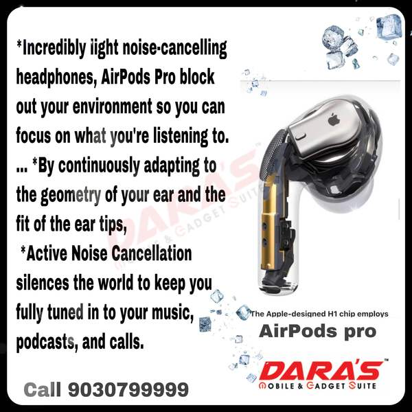 AirPods pro stocks available