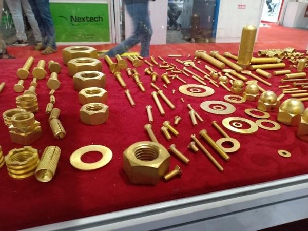 Manufacturer from Jamnagar Gujarat since 1979 of All kinds of Brass Parts Brass Precesion Component Specialist in Brass Fasteners like Nut Bolt Washer Screw and many more.All kinds of Brass Parts Brass Precesion Component Specialist in Brass Fasteners like Nut Bolt Washer Screw and many more inAhmedabad | Amreli |Anand |Banaskantha |Bharuch |Bhavnagar| Dahod| Dang |Gandhinagar |Jamnagar Junagadh |Kutch |Kheda |Mehsana Narmada |Navsari |Patan |Panchmahal Porbander |Rajkot |Sabarkantha Surendranagar |Surat |Vadodara |Valsad Vyara |Aahwa.