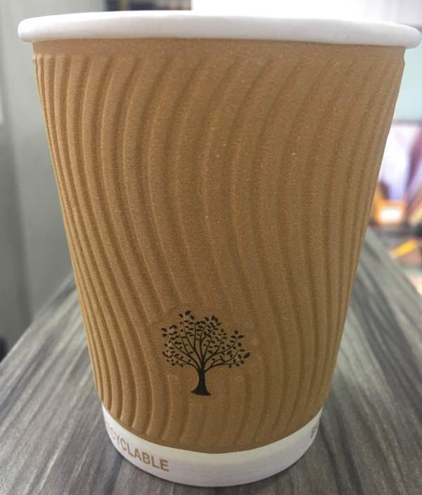 Introducing EMBOSSED CUP - 250