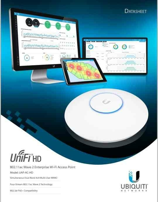 Ubiquiti UAP-AC-HD Unifi