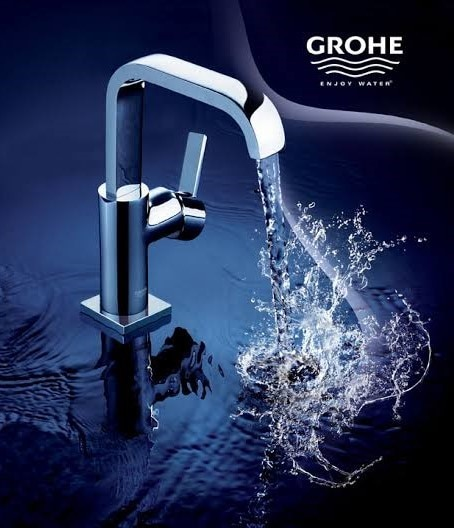 Are You Looking For Grohe Designer Tap Collections in chennai. Abhivairavans plumbing Company Is One Of The Wholesale & Retailer Of Designer Taps.This Particular Model Grohe Tap Collection Is One Of The Premium Collection Taps. Because Of Its Unique  Combination of hot and Cold - Brass Basin Mixer.