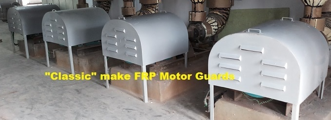 FRP Motor Guard manufacturers