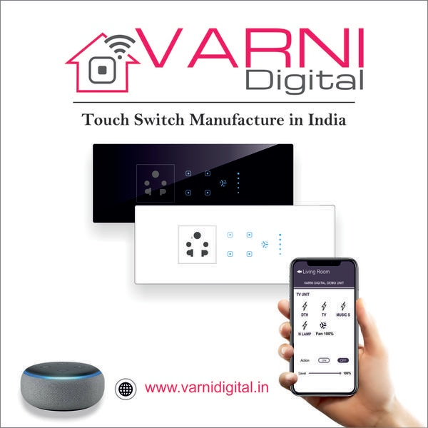 || Smart Touch Switch  in delhi||