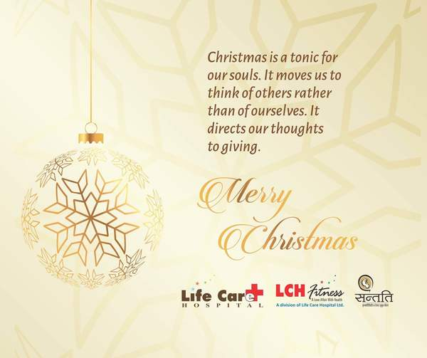 LCh wishes you all a very Happy Christma