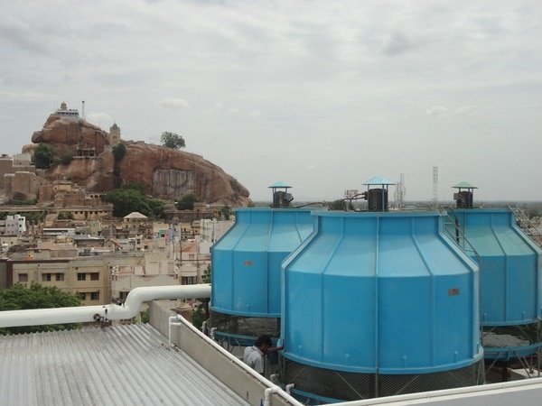 Rakshan Cooling Towers is a ma