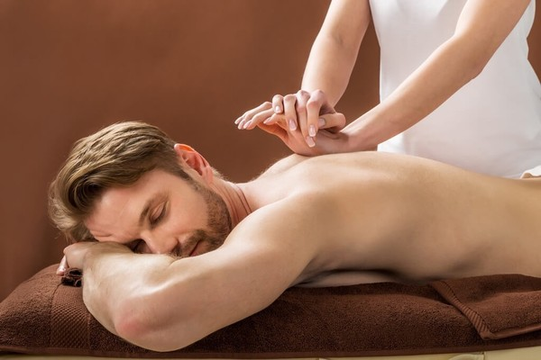 With the new spa and massage services av