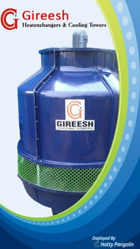 Gireesh Cooling Towers Cooling