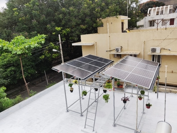 Our Rooftops are the best place for harvesting good clean rainwater and generate clean and green solar energy. Here (YouTube link below) is one our projects where we have used the roof to collect all the rainwater and generate enough and more solar energy for the house .Rooftop rainwater harvesting and rooftop solar power is the future for energy and water .https://youtu.be/VbUjFGwLjbY