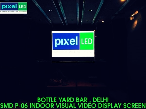 LED Display Board Manufacturers in Delhi - LED Display Boards are the Best Visual Promotion Medium nowadays. We provide High Quality LED Display Board for Advertisement. For more details, contact us.