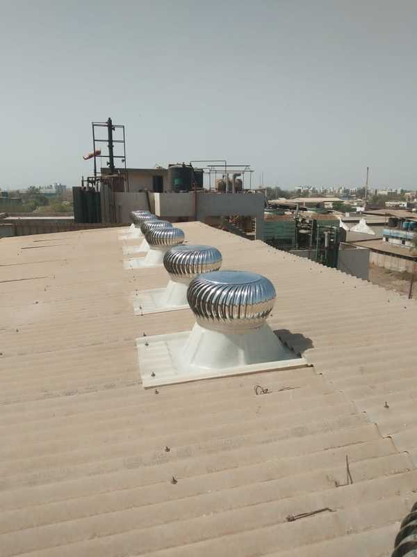 Roof Air Ventilator ManufacturerContact Us We are Manufacturer And Supply All Over India And ExporterWebsite:-www.cooltechsystems.inEmail:- info@cooltechsystems.inContact Number :- +91-9724897843, +91-9824584654
