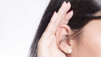 Acupuncture helps  hearing los