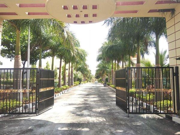 BMRDA Approved Gated Community
