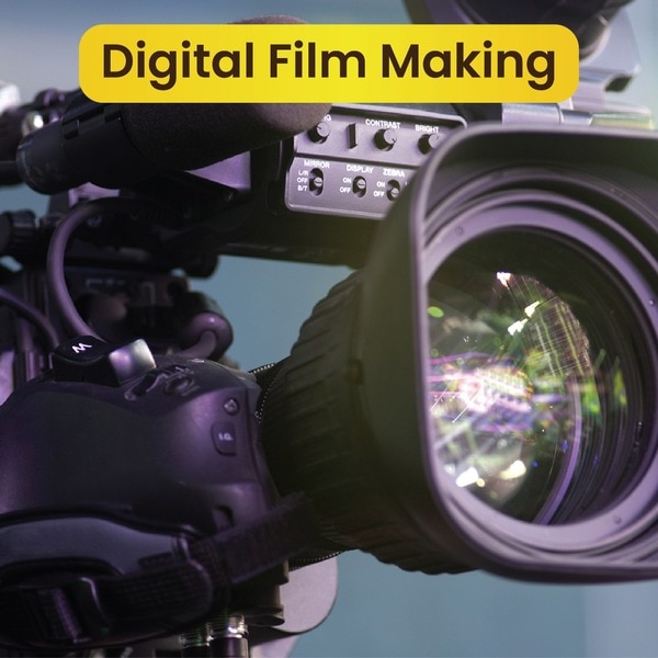 Digital filmmaking has opened
