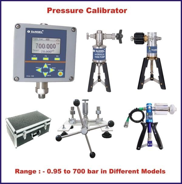 Hydraulic Pressure Calibr