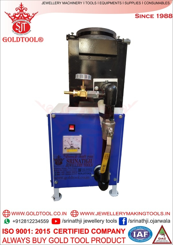 GOLD TOOL® Air & Gas Melting F