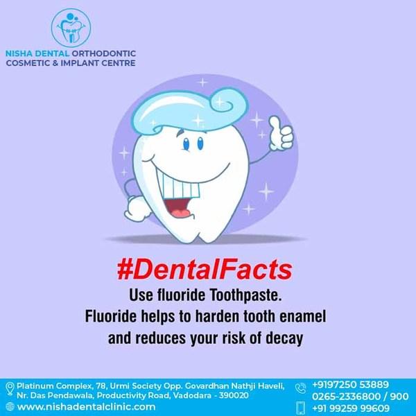 #DentalFact
