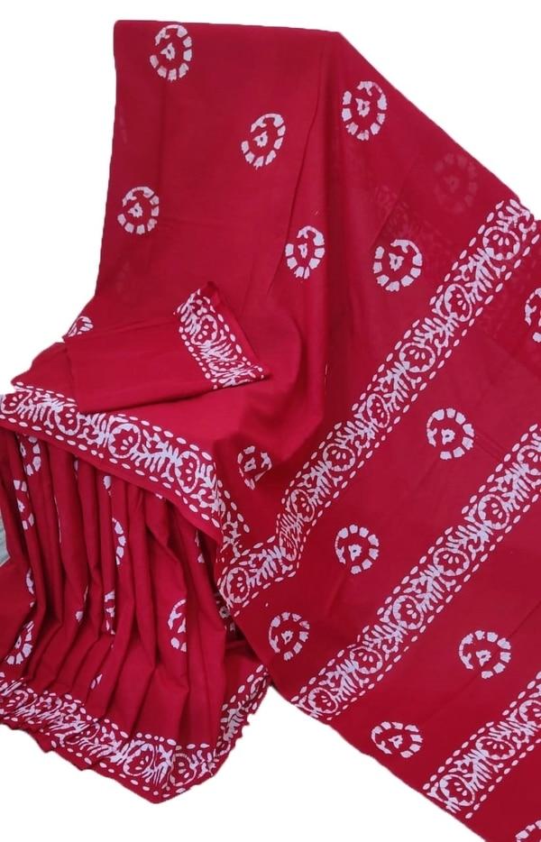 Batik Print Kalmkari Cotton Sa