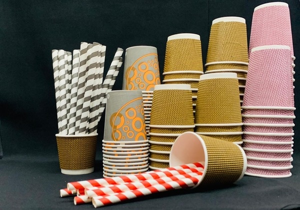 we have paper cup all size