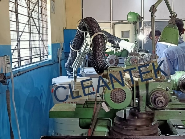 Grinding dust collector:we are the Grinding dust collector manufacturers for all kind of dust collection applications.We are making bag house dust collectors, portable dust collectors, best dust collection systems, Dust control systems, metal working dust collection solutions, Industrial metal dust collectors etc.https://www.cleantekindia.com/product-category/dust-collector/