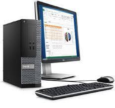 Dell Desktops for Rent in
