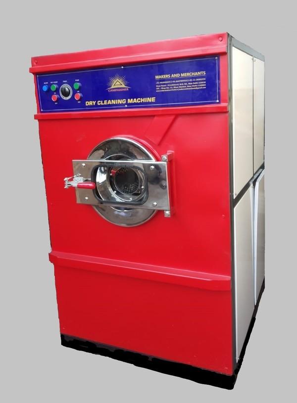 DRY CLEAN MACHINE MTO MTO Fron