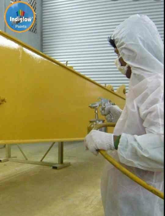 Indiglow industrial paints Acid resistance paint Epoxy paintPu paintAnti corrosive paint