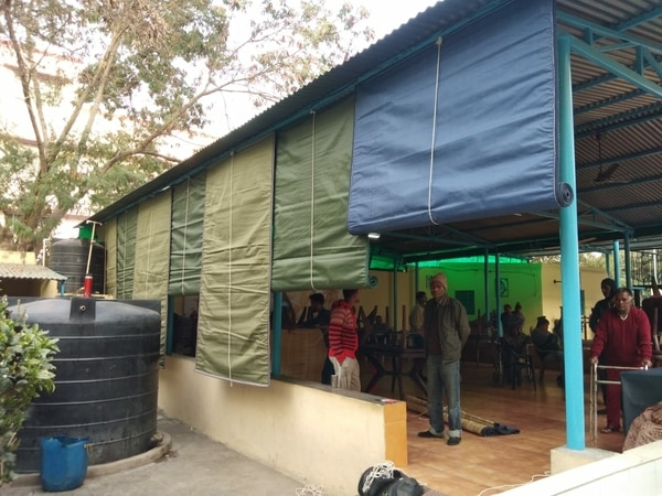 Pigeon Net in JaipurUnique NetsCloth Drying Stand Dealer in JaipurBalcony Celling Hanger for Dry Cloths in JaipurBamboo Chicks Curtain and Blinds in Jaipur Cricket Nets Dealer in Jaipur. Mosquito net in JaipurBird Net Dealer Bird Netting Service Balcony Nets Pigeon Netting Service Pigeon Protection Net Dealer in Jaipur