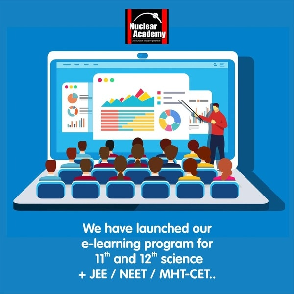 We have launched E-learni