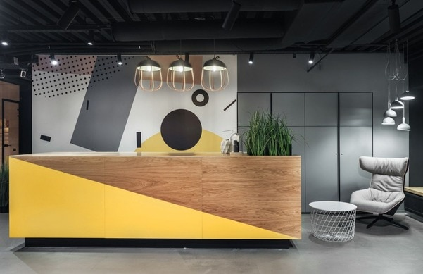 Wanna! Design  your workspace you are looking at